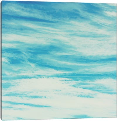 Reflective Water Canvas Art Print