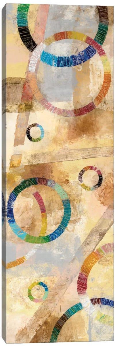 Rainbow Beginning I Canvas Art Print