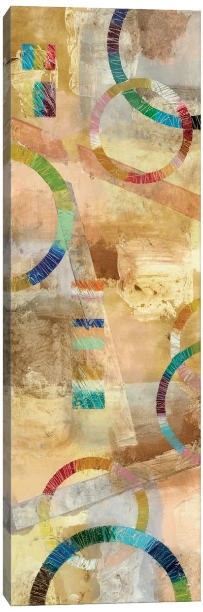 Rainbow Beginning II Canvas Art Print