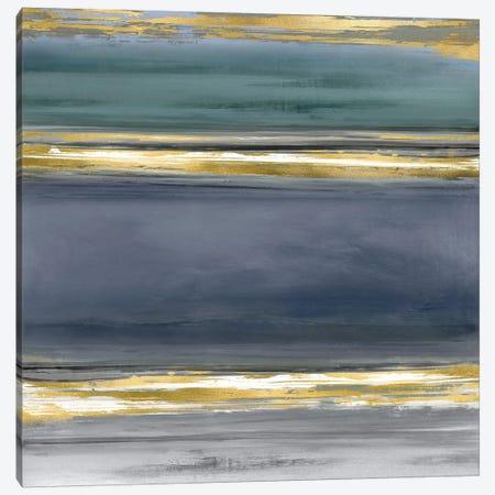 Parallels 3-Piece Canvas #CRB15} by Allie Corbin Canvas Art Print