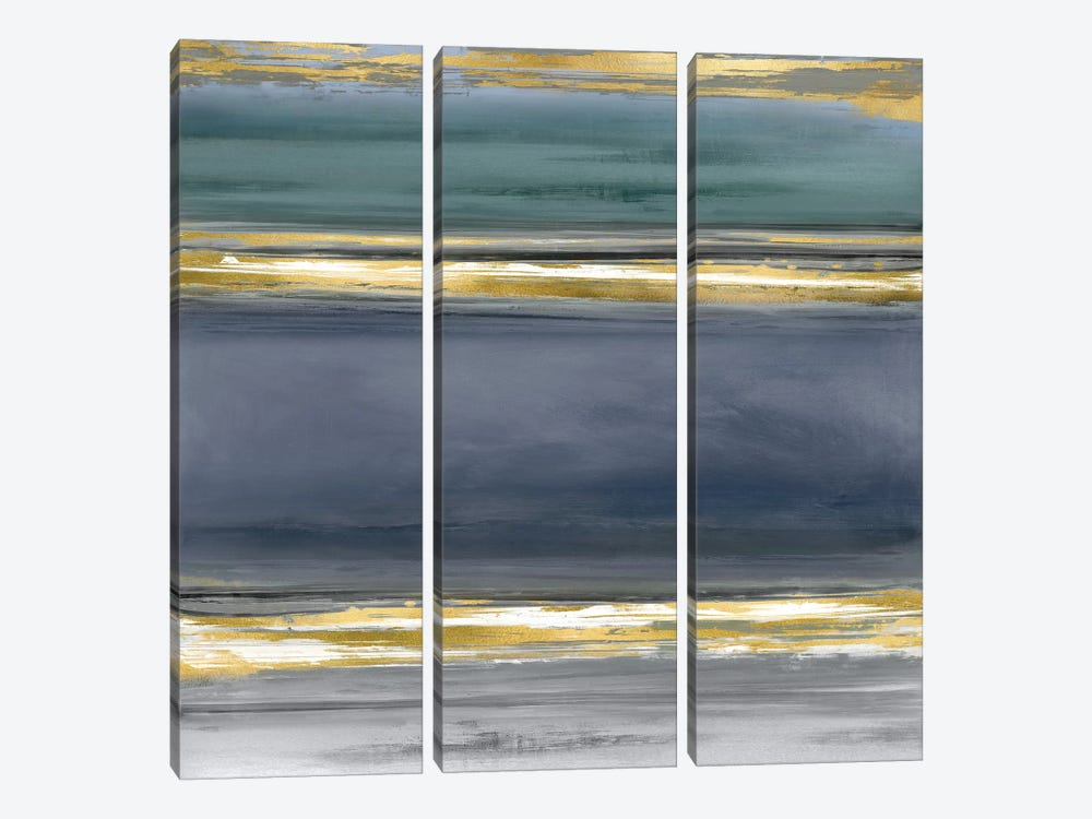 Parallels by Allie Corbin 3-piece Canvas Art
