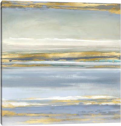 Subtle Reflections Canvas Art Print