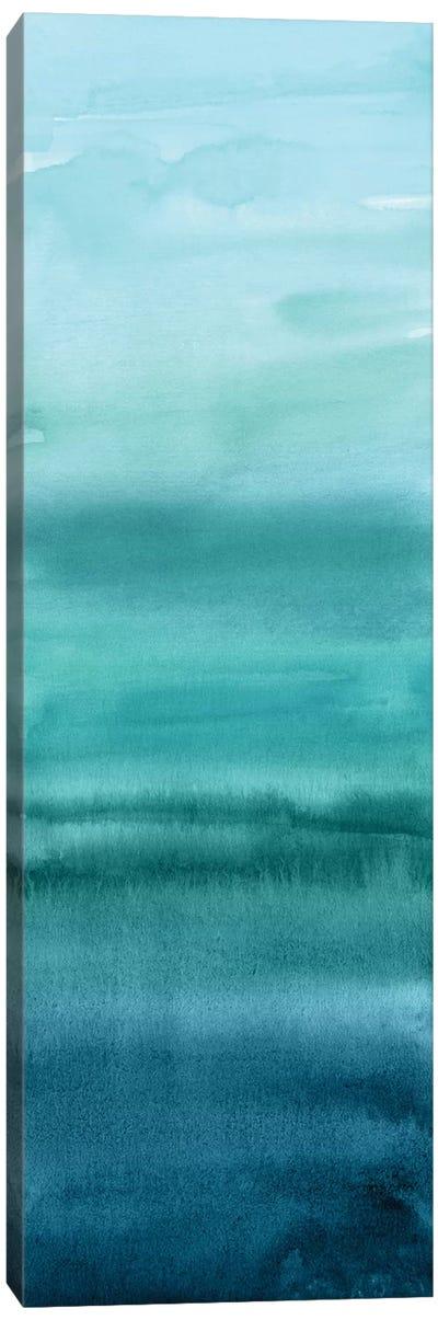 Cerulean Blend Canvas Art Print