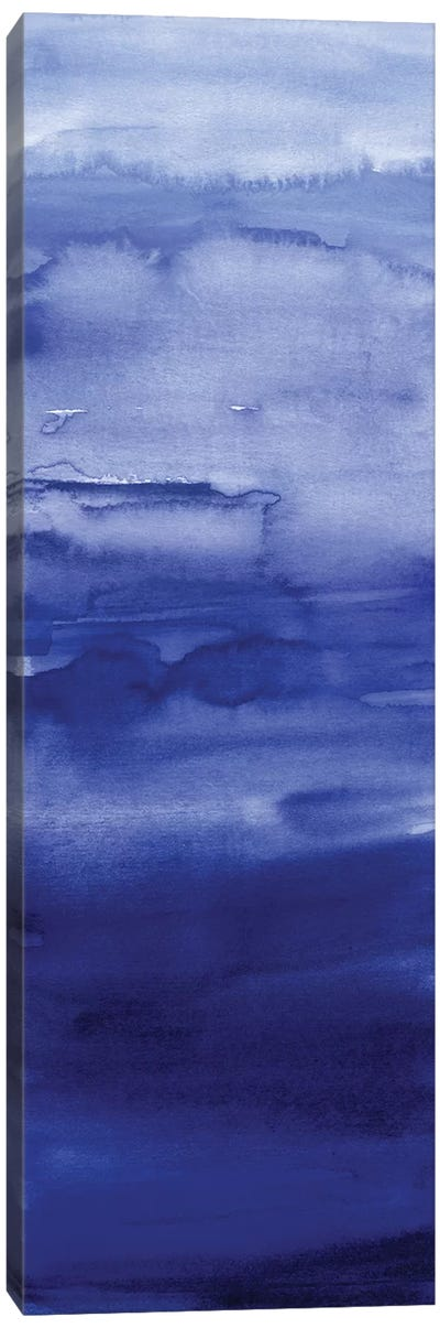 Indigo Blend Canvas Art Print