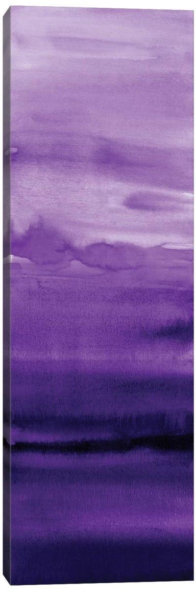 Purple Blend Canvas Art Print