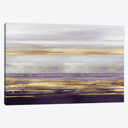 Amethyst Reflections II 3-Piece Canvas #CRB2} by Allie Corbin Canvas Art Print