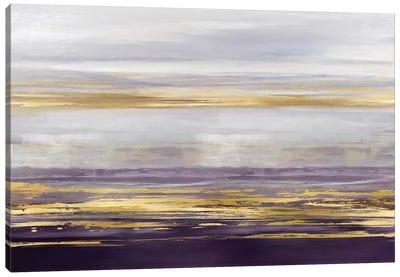 Amethyst Reflections II Canvas Art Print