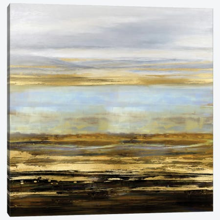 Golden Reflections Canvas Print #CRB7} by Allie Corbin Canvas Art