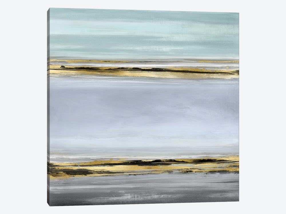 Linear Motion by Allie Corbin 1-piece Canvas Print