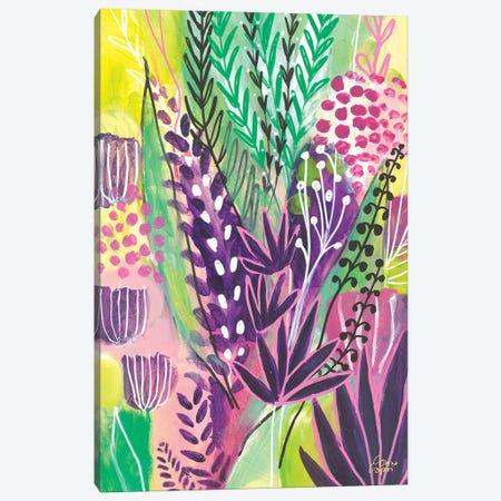 Lavender Love Canvas Print #CRC10} by Corina Capri Art Print