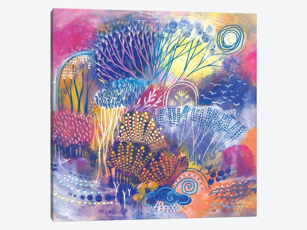 Spring Lights by Corina Capri 1-piece Canvas Wall Art