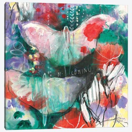 Becoming Canvas Print #CRC14} by Corina Capri Canvas Artwork