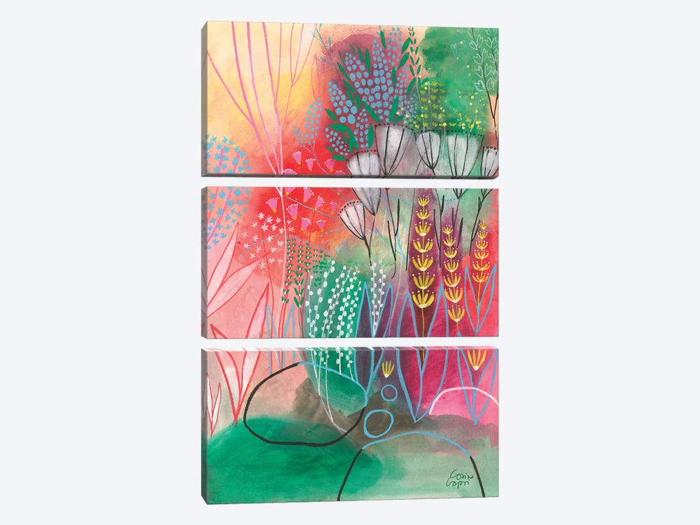 Dream With Me by Corina Capri 3-piece Canvas Art