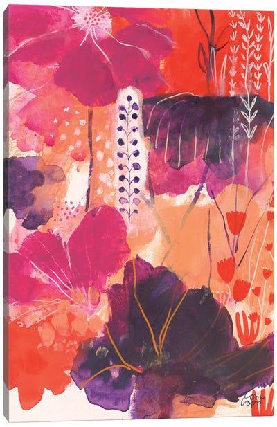 The Japanese Garden Canvas Art Print