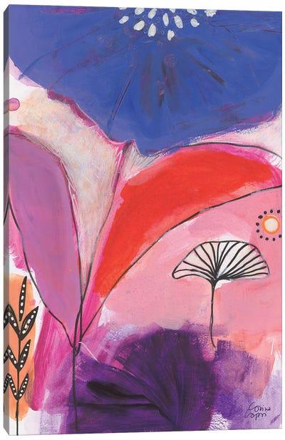 Today Canvas Art Print