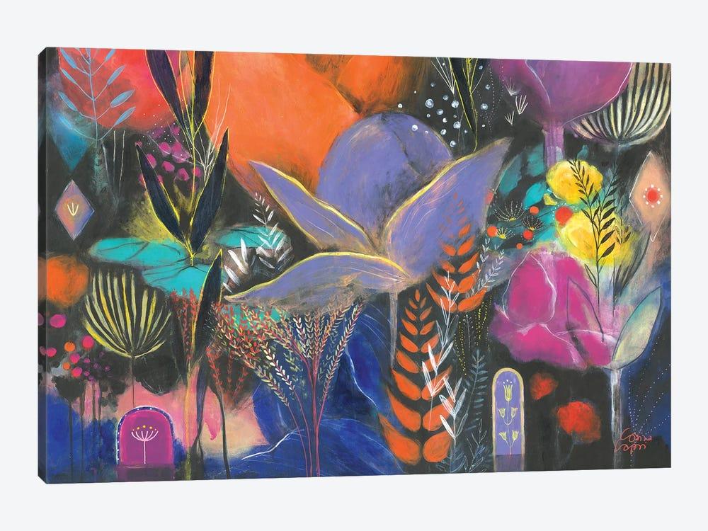 Mumbay Afternoon by Corina Capri 1-piece Canvas Print