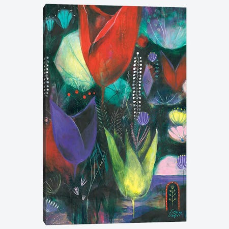 Divine Order Canvas Print #CRC24} by Corina Capri Art Print