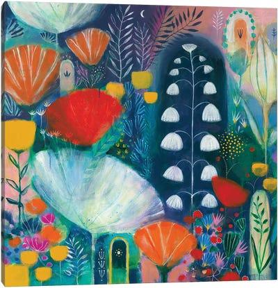 Nuit Blanche Canvas Art Print