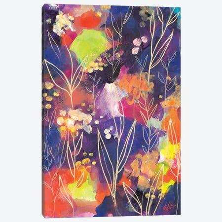 Golden Lights Canvas Print #CRC4} by Corina Capri Canvas Art Print