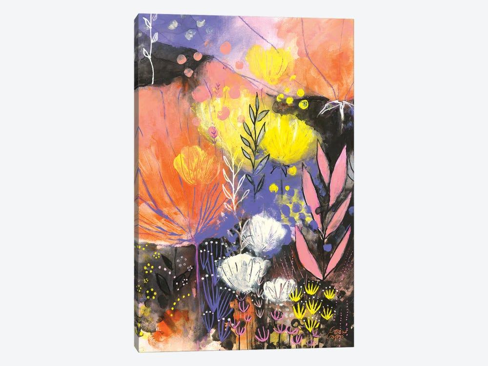 Disco Garden by Corina Capri 1-piece Art Print