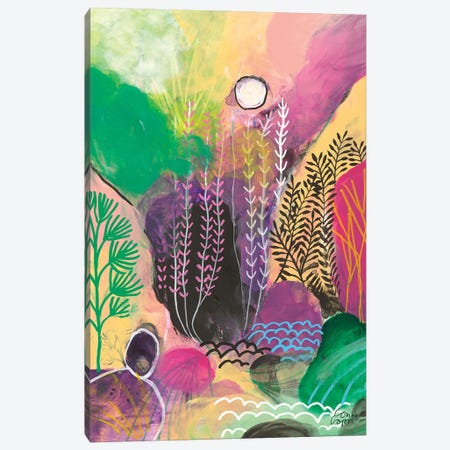 In The Canyon Canvas Print #CRC6} by Corina Capri Canvas Art Print