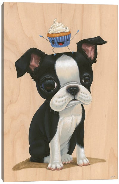 Winslow Canvas Art Print
