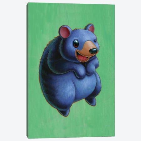 Bongo Canvas Print #CRG116} by Cuddly Rigor Mortis Canvas Art Print