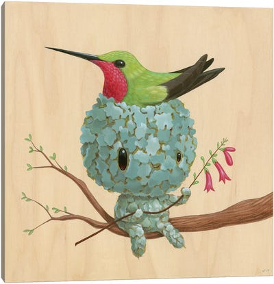 Ernesto Canvas Art Print