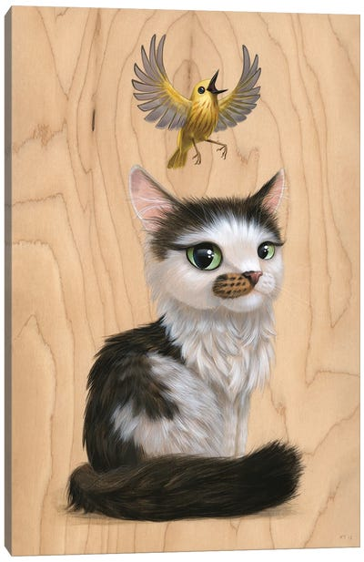 Great Catsby Canvas Art Print