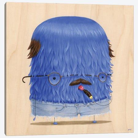 Mr. Gay Canvas Print #CRG46} by Cuddly Rigor Mortis Canvas Print