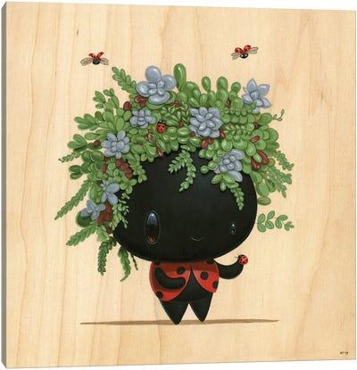 Lady Fortuna Canvas Art Print