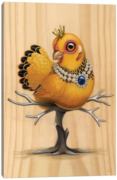 Billina Canvas Art Print