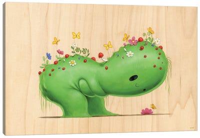 Bloob Canvas Art Print