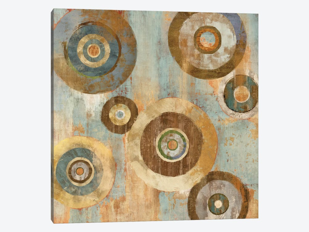 In The Round II by Cam Richards 1-piece Canvas Art Print