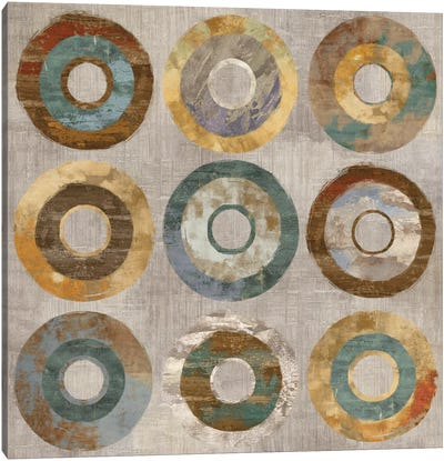 Revolve Canvas Art Print