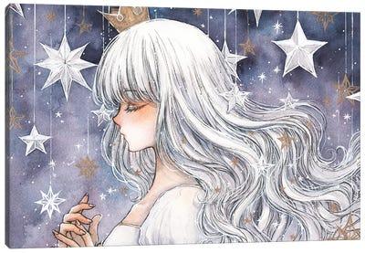 The Stars & You Canvas Art Print