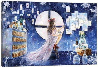 Wishmaker Canvas Art Print