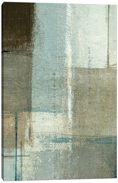 Middle Canvas Art Print