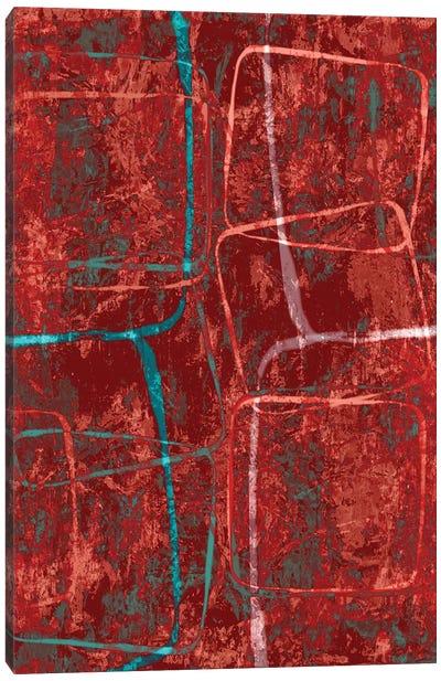 Pressured Canvas Art Print