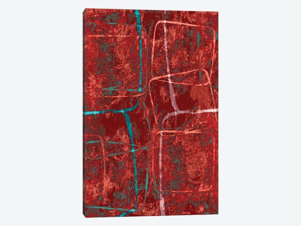 Pressured by CarolLynn Tice 1-piece Canvas Art Print