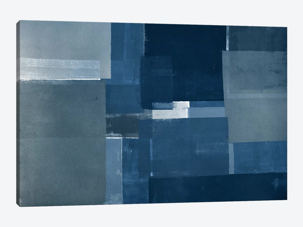All Set by CarolLynn Tice 1-piece Canvas Art Print