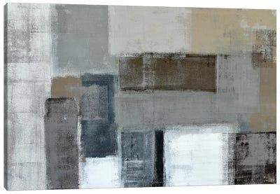 The Maze Canvas Art Print