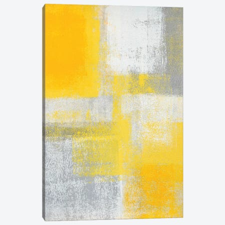 Cliff Canvas Print #CRL7} by CarolLynn Tice Canvas Artwork