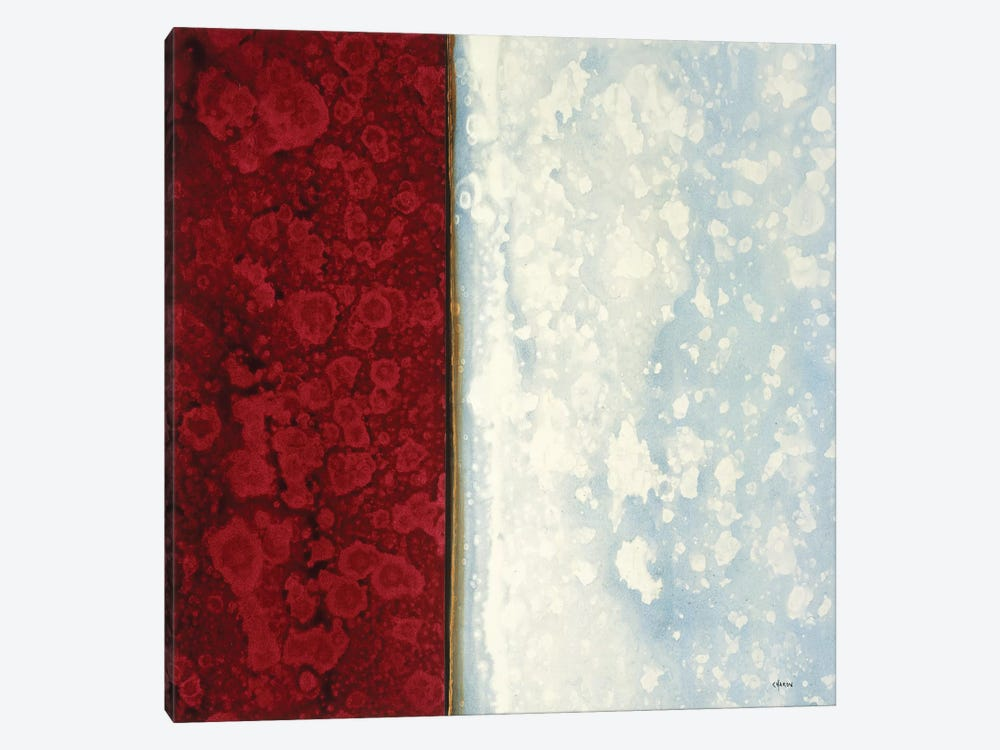 Garnet 1-piece Canvas Wall Art