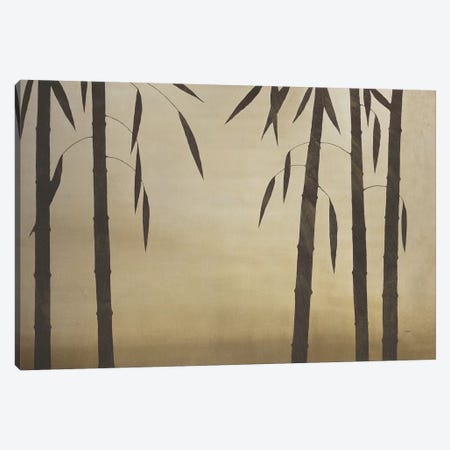 Bamboo Grove I Canvas Print #CRN21} by Robert Charon Canvas Art Print