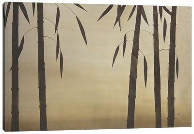 Bamboo Grove I Canvas Art Print