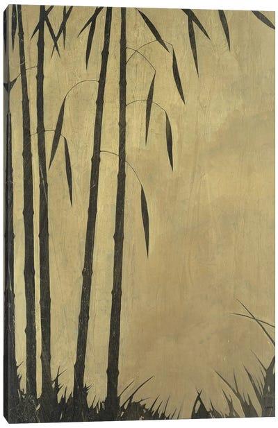 Bamboo Grove II Canvas Art Print