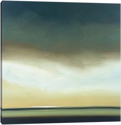 Distant Glow II Canvas Art Print