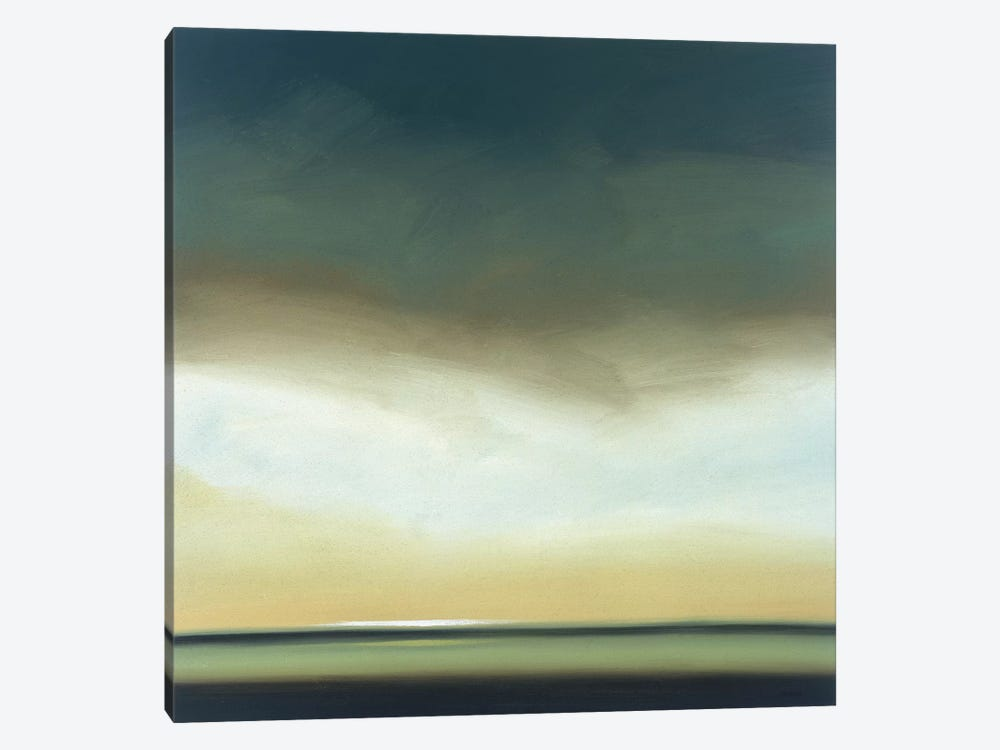Distant Glow II by Robert Charon 1-piece Canvas Art Print