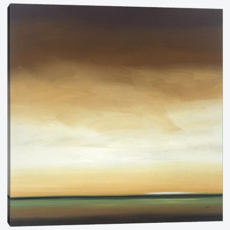 Distant Glow IV  Canvas Print #CRN24} by Robert Charon Canvas Artwork